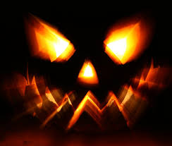 jack o lantern monster warning paranormal activity forecast