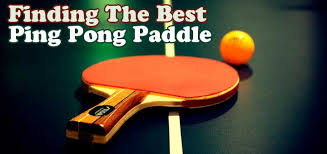 best table tennis paddle for intermediate player best ping pong paddle reviews top 10 table tennis rackets for spin