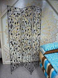 Moroccan Room Divider Wrought Iron Screen