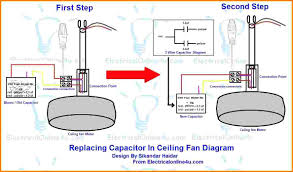 monte carlo ceiling fan capacitor replacement ceiling fan wiring diagram capacitor how to install a ceiling fan