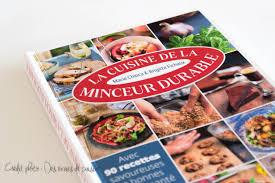 livre cuisine minceur la cuisine de la minceur durable aux editions terre vivante j ai