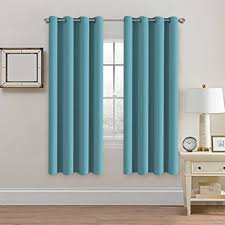 Insulated Thermal Curtains H Versailtex Insulated Thermal Blackout 52 X 72 Inch Curtain