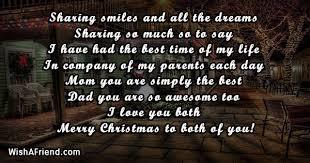 messages for parents