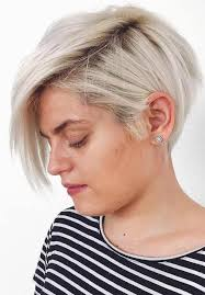 short white hair 50 trendiest short blonde hairstyles and haircuts
