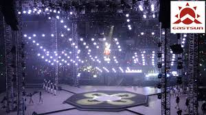 35cm dmx led lift living sculpture kinetic light