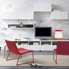 Modern Media Storage Furniture by Furnitures Great Room With Mid Century Room And Small Wood Media