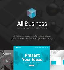 Material Design Ideas All Business Corporate U0026 Company Material Design Wordpress Theme