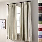amazon com pinch pleat panels draperies u0026 curtains home