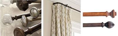Return Rod Curtains Curtain Rods Home Design Ideas And Pictures