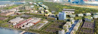 Utc Campus Map The Navy Yard A Campus Built For Business Growth Philadelphia Pa