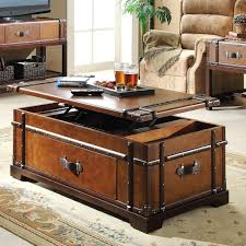coffee table trunk coffee tableantique trunks for tables wooden