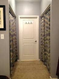 Replace Sliding Closet Doors With Curtains Closet Replacing Closet Doors Replacing Sliding Closet Doors