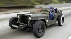 stanced jeep wrangler rat rod jeep death wish trip roadkill episode 15 youtube