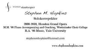 yale business card stephen m