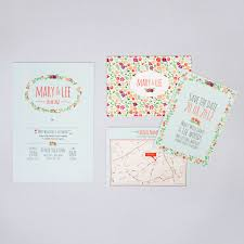Wedding Invitations Cards Uk Floral Wedding Invitations Ink U0026 Curls