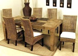 dining room table accessories dining room table accessories dining room modern interesting rattan