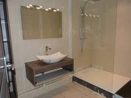 fabriquer meuble salle de bain beton cellulaire plan de travail sdb cheap rnovation plan de travail vasques et