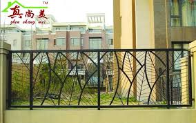 decoration wrought iron garden fence exciting ornamental