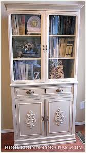 wood appliques for cabinets carrie from hooked on decorating transformed this cabinet i think