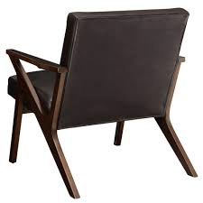 beso accent chair in brown accent chairs accent seating