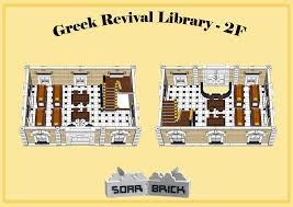 greek revival library