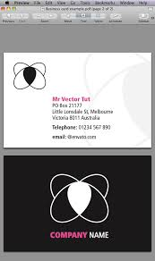Good Business Card Font Quick Tip Designing A Business Card With Indesign Cs5
