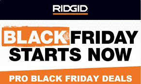 home depot special buy milwaukee light stand black friday deal alert ridgid black friday sales begin now pro tool reviews