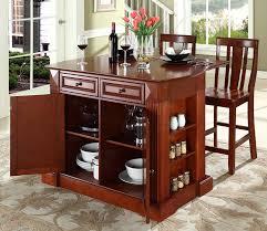 kitchen island cherry wood cherry wood kitchen island new buy cambridge natural wood top