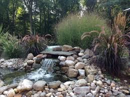 Rock Water Features For The Garden by What Kind Of Easy To Care For Garden Do You Want Perfectscapes Com