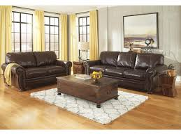 signature design by ashley banner traditional queen sofa sleeper