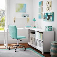petit bureau angle bureau d angle ordinateur petit office blanc et bleu idee