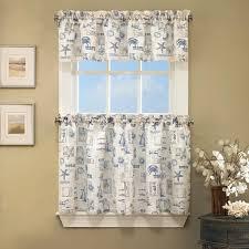Best Home Fashion Curtains Kitchen Tier Curtains By The Sea Kitchen Curtains By Lorraine