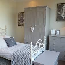 The Regatta Grey Bedrooom Range From The Cotswold Company - Painted bedroom furniture