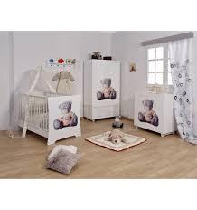 chambre enfant complet chambre à coucher bébé complète teddy chambre bébé