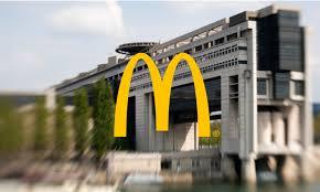 siege mcdo le copieux redressement fiscal de mcdonald s