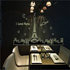 sticker for kids room picture more detailed picture about glow glow eiffel tower removable vinyl wall stickers for kids rooms home decor decal poster mural papers