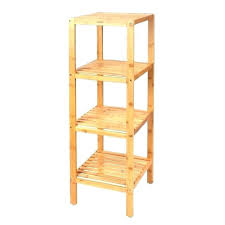 Bamboo Shelves Bathroom Bamboo Bathroom Storage Bathroom Storage Tower Bathroom Tower