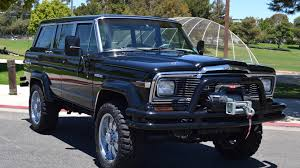 royal blue jeep jeep grand wagoneer 2018 2019 car release and reviews
