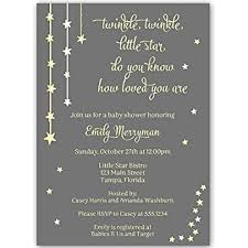twinkle twinkle baby shower invitations twinkle baby shower invitations gender