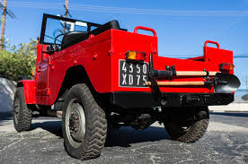 this 1953 alfa romeo 1900m u201cmatta u201d is the classiest off roader