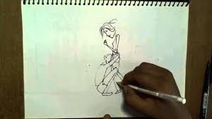 cartoon drawing love and boy cartoon youtube