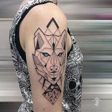 40 amazing wolf designs and ideas wolf tattoos yantra