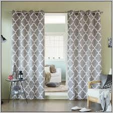 Curtains White And Grey Gray White Curtains Leola Tips