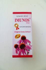 Obat Imunos multivitamin 篏 anak 篏 imunos sirup 窶 www apoteksehati jl