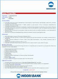 Resume Job Location by Bank U0026 Govt Jobs Circular