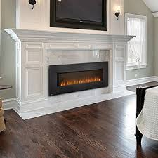 Electric Fireplace Wall by 1000 Images About Fireplace Wall On Pinterest Wall Mount