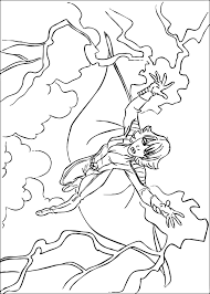 storm coloring pages hellokids