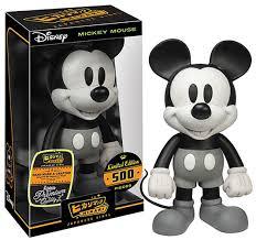 mickey mouse and hikari sofubi figure urban collector