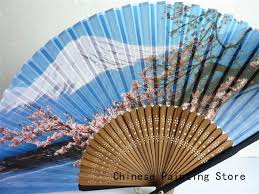 Antique Hand Fan Styles Cheap Sale Japanese Style Folding Fan
