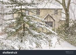 chappaqua n y chappaqua ny jan 23 2016 snowstorm stock photo 366454349